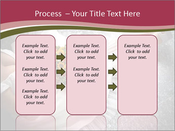 Bride's flowers PowerPoint Templates - Slide 86