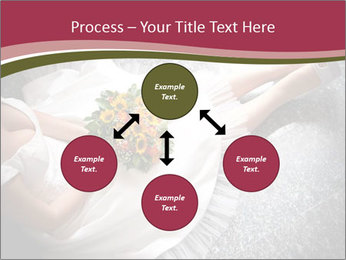 Bride's flowers PowerPoint Templates - Slide 91