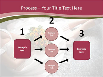 Bride's flowers PowerPoint Templates - Slide 92