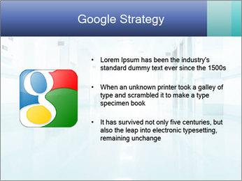 Rays of light PowerPoint Template - Slide 10