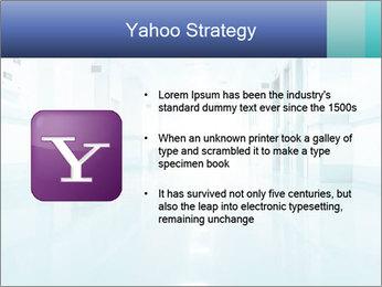 Rays of light PowerPoint Template - Slide 11