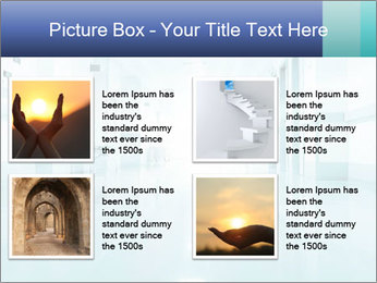 Rays of light PowerPoint Templates - Slide 14
