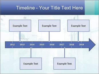Rays of light PowerPoint Template - Slide 28