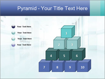 Rays of light PowerPoint Template - Slide 31