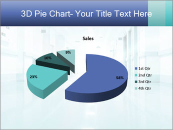 Rays of light PowerPoint Template - Slide 35