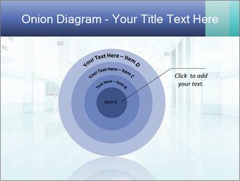 Rays of light PowerPoint Template - Slide 61