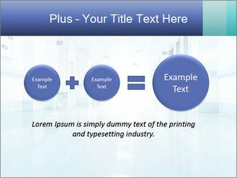 Rays of light PowerPoint Template - Slide 75