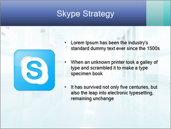 Rays of light PowerPoint Template - Slide 8
