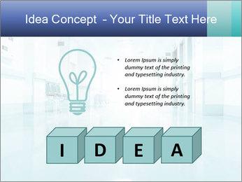 Rays of light PowerPoint Template - Slide 80