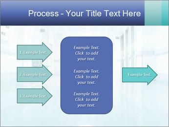 Rays of light PowerPoint Template - Slide 85