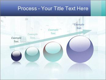 Rays of light PowerPoint Template - Slide 87