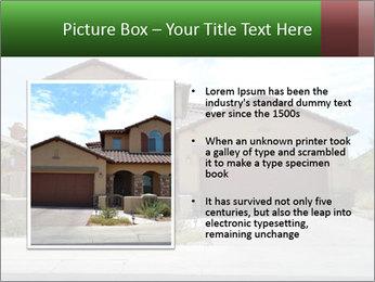 New Luxury Home in Scottsdale PowerPoint Template - Slide 13