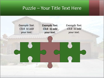 New Luxury Home in Scottsdale PowerPoint Template - Slide 42
