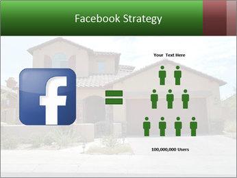 New Luxury Home in Scottsdale PowerPoint Template - Slide 7
