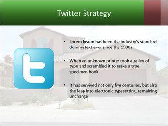 New Luxury Home in Scottsdale PowerPoint Template - Slide 9