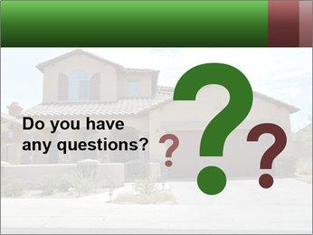 New Luxury Home in Scottsdale PowerPoint Template - Slide 96