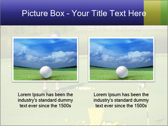 Golf course PowerPoint Templates - Slide 18