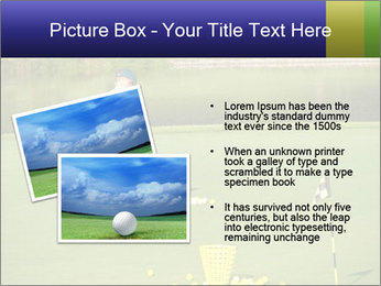 Golf course PowerPoint Templates - Slide 20