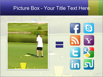 Golf course PowerPoint Templates - Slide 21