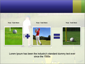 Golf course PowerPoint Templates - Slide 22
