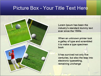 Golf course PowerPoint Templates - Slide 23