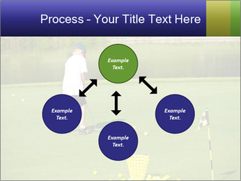 Golf course PowerPoint Templates - Slide 91