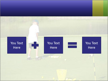Golf course PowerPoint Templates - Slide 95