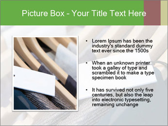 Designer clothes store PowerPoint Template - Slide 13