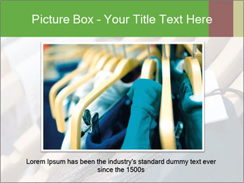 Designer clothes store PowerPoint Template - Slide 15