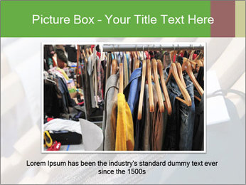 Designer clothes store PowerPoint Template - Slide 16
