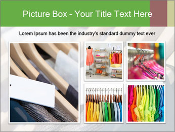 Designer clothes store PowerPoint Template - Slide 19