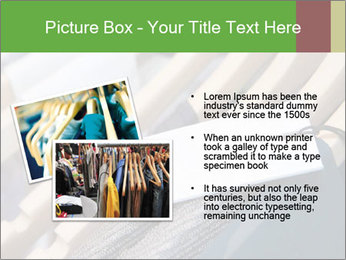 Designer clothes store PowerPoint Template - Slide 20