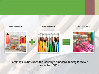Designer clothes store PowerPoint Template - Slide 22