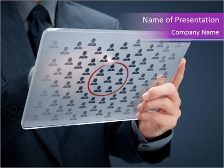 Marketing segmentation concept PowerPoint Templates