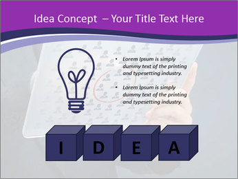 Marketing segmentation concept PowerPoint Template - Slide 80
