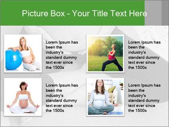 Pregnant woman PowerPoint Templates - Slide 14
