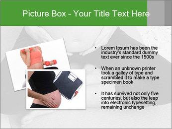 Pregnant woman PowerPoint Templates - Slide 20