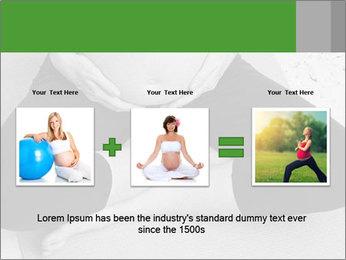 Pregnant woman PowerPoint Templates - Slide 22