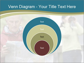 Man reading map PowerPoint Templates - Slide 34
