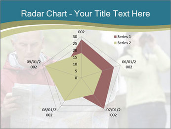 Man reading map PowerPoint Templates - Slide 51