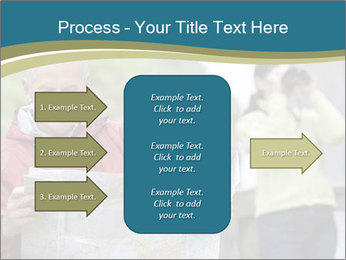 Man reading map PowerPoint Templates - Slide 85