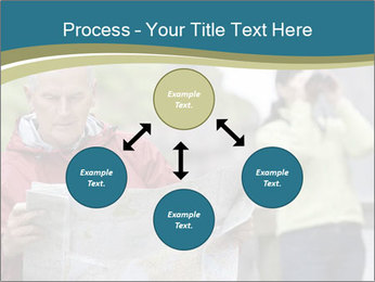 Man reading map PowerPoint Templates - Slide 91