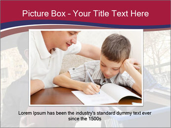 Father and Son PowerPoint Template - Slide 15
