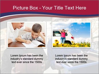 Father and Son PowerPoint Template - Slide 18