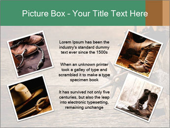 American West rodeo PowerPoint Templates - Slide 24