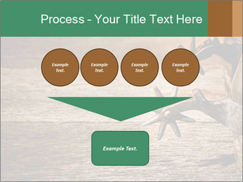 American West rodeo PowerPoint Templates - Slide 93