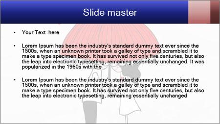 Doodle lovers PowerPoint Template - Slide 2