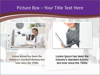 Happy man working PowerPoint Templates - Slide 18