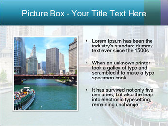 The Chicago River PowerPoint Templates - Slide 13