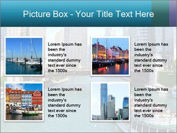 The Chicago River PowerPoint Templates - Slide 14